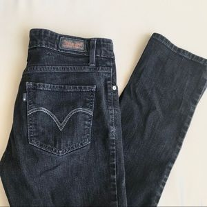 Levi's size 8 Mid-Rise Skinny Jeans